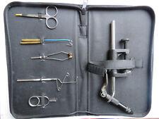 pêche mouche : trousse de montage - 7 outils