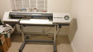 Roland Vp300  Versacamm Printer & Cutter