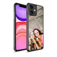 PERSONALISED Custom IMAGE/PHOTO Hard Case Cover For All iPhone/Samsung/Huawei