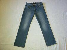 Lucky Brand 361 Vintage Straight Medium Blue Jeans Pants Men's Size 32x32