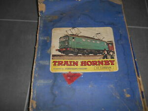 coffret hornby incomplet