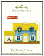 2011 Hallmark Fisher Price Play Family House Ornament!