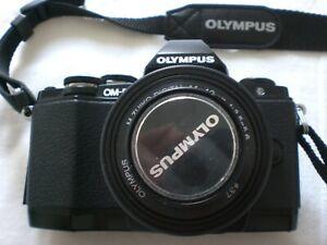 Olympus OM-D EM10 camera with Power Zoom M.Zuiko Digital ED 14-42mm lens