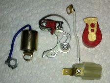 Lucas Distributor 4 Pc Ignition Kit MG TR AH Jag etc 22D 23D 25D Distributors