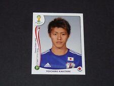 258 kakitani Cerezo osaka japan nippon panini football world cup 2014 brasil