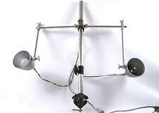 grande Support de lampe Chandelier Projecteur industrielle travail Bauhaus Style