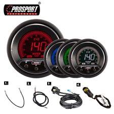 Water Temperature Gauge With Sensor Prosport Premium EVO Digital Series