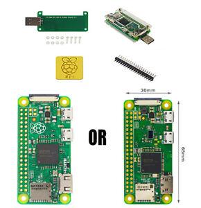 Raspberry Pi Zero / W Kit Module USB Expansion Board with Case Heatsink Pin Head