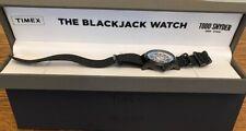 Timex x Todd Snyder The Blackjack Watch (40mm, Black)