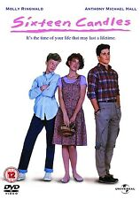 Sixteen 16 Candles DVD Molly Ringwald Paul Dooley John Hughes UK Rele New Sealed