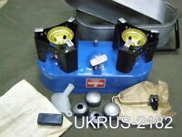 USSR Soviet Russian Red Army Portable Gasoline Stove Primus Shmel 3 tourism fish