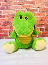 Plush Alligator, Rattles When Shaken, Infant Baby Toy Stuffed Animal, Spark
