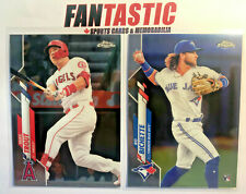 2020 Topps Chrome base card YOU PICK inc Yordan, Bo, Lux  Kyle Lewis RC etc