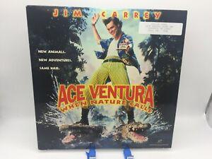 """Ace Ventura When Nature Calls"" Widescreen Laserdisc LD - Jim Carrey"