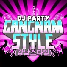 DJ Party - Gangnam Style [New CD] Manufactured On Demand