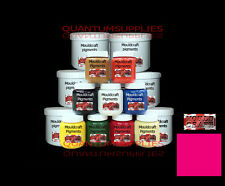 MOULDCRAFT 100g FLUORESCENT PINK Pigment For Gelcoat / Resin FIBREGLASS / MOULD