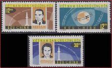 VIETNAM du NORD N°360/362** Espace, 1964 North Vietnam 291-293 Space MNH