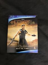 Gladiator Blu Ray Sapphire Series Slip Cover Only
