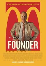 THE   FOUNDER     film    poster.