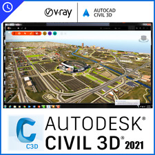 Autodesk Civil 3D 2020  license | Full Version | Fast Delivery