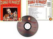 """DJANGO REINHARDT """"Le Quintette du Hot Club de France"""" (CD) 1995"""