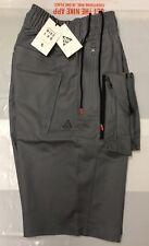 Nike NikeLab ACG Deploy Cargo Shorts Cool Grey Size Small 923949 065