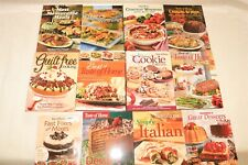 LOT OF 12 TASTE OF HOME COOKBOOKS BOOKS Ultimate Cookie Best Of Prize Winning HB