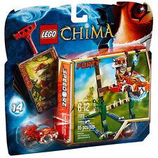 LEGO LEGENDS OF CHIMA 70111 SALTO NELLA PALUDE NUOVO SIGILLATO SPEDIZIONE VELOCE