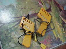 2 Tyco Slot Car Controllers