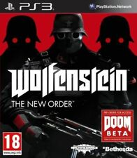 Wolfenstein: The New Order (PS3) MINT - 1st Class Delivery