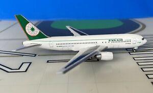 EVA Air Boeing 767-200 B-16625 1/400 scale diecast Aeroclassics