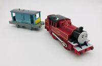 Arthur & Car Thomas & Friends Tank Engine Trackmaster Motorized Train 2009 Works