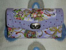 Handmade Clutch Wallet/Purse Oriental Design