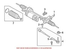 For BMW Genuine Steering Tie Rod End Left Outer 32106868685