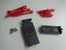 Gi Joe part MOBILE COMMAND CENTER 1987 LONG SHORT MISSILE NOZZLE RADAR MOUNT BED