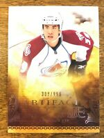 2010-11 UD Artifacts - BRANDON YIP #141 Colorado Avalanche Rookie RC /999