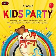 CLASSIC KIDS PARTY 3CD ALBUM SET (New Release 2017)