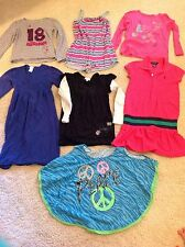 Girls Huge Lot Clothes Outfits Jeans Shirts Sz 12 14 JUSTICE- Cute Current Style