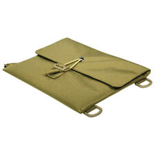FLYYE Tactical iPad Cover MOLLE Pouch Bag Tablet Case Travel Cordura Nylon Khaki