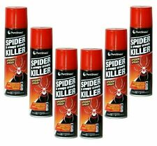 More details for spider & creepy crawly insect killer no spiders spray aerosol pets control 200ml