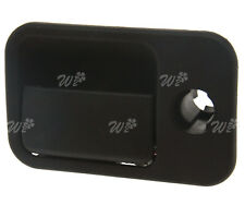 Right Handed Drive Glove Box Handle Catch For VW Golf MK3 ABS Plastic