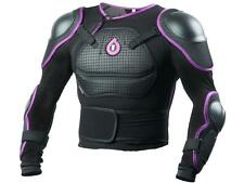 SixSixOne 661 Comp Pressure Suit Body Armor M Medium Black Chest Protector
