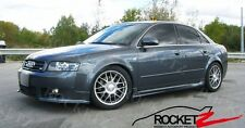 02-06 Audi A4 ABT Style Side Skirts B6 USA CANADA