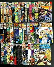 Marvel Fanfare Lot 🔥 #'s 5,6,7,8,9,10,11,12,13,15,16,17,18 ++ Many More! Marvel