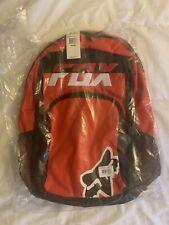 "Fox ""Let's Ride Mako� Backpack Brand New Unopen"