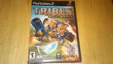 NEW Tribes Aerial Assault Playstation 2 Complete