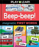 LAMBERT, NAT-PLAY & LEARN:BEEP-BEEP!FIRST WORD BOOK NUOVO