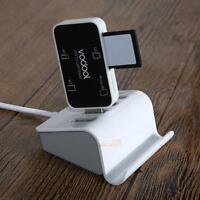 USB 3.0 Digital Memory Card Reader Writer for SD/ Micro SD/TF / MMC/MS/M2 Back