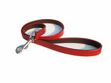 Leather Dog Tracking Leads