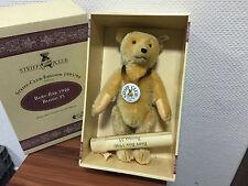 STEIFF 420054 TEDDY BABY 35 CM MIT KARTON & ZERTIFIKAT ((( TOP ZUSTAND )))